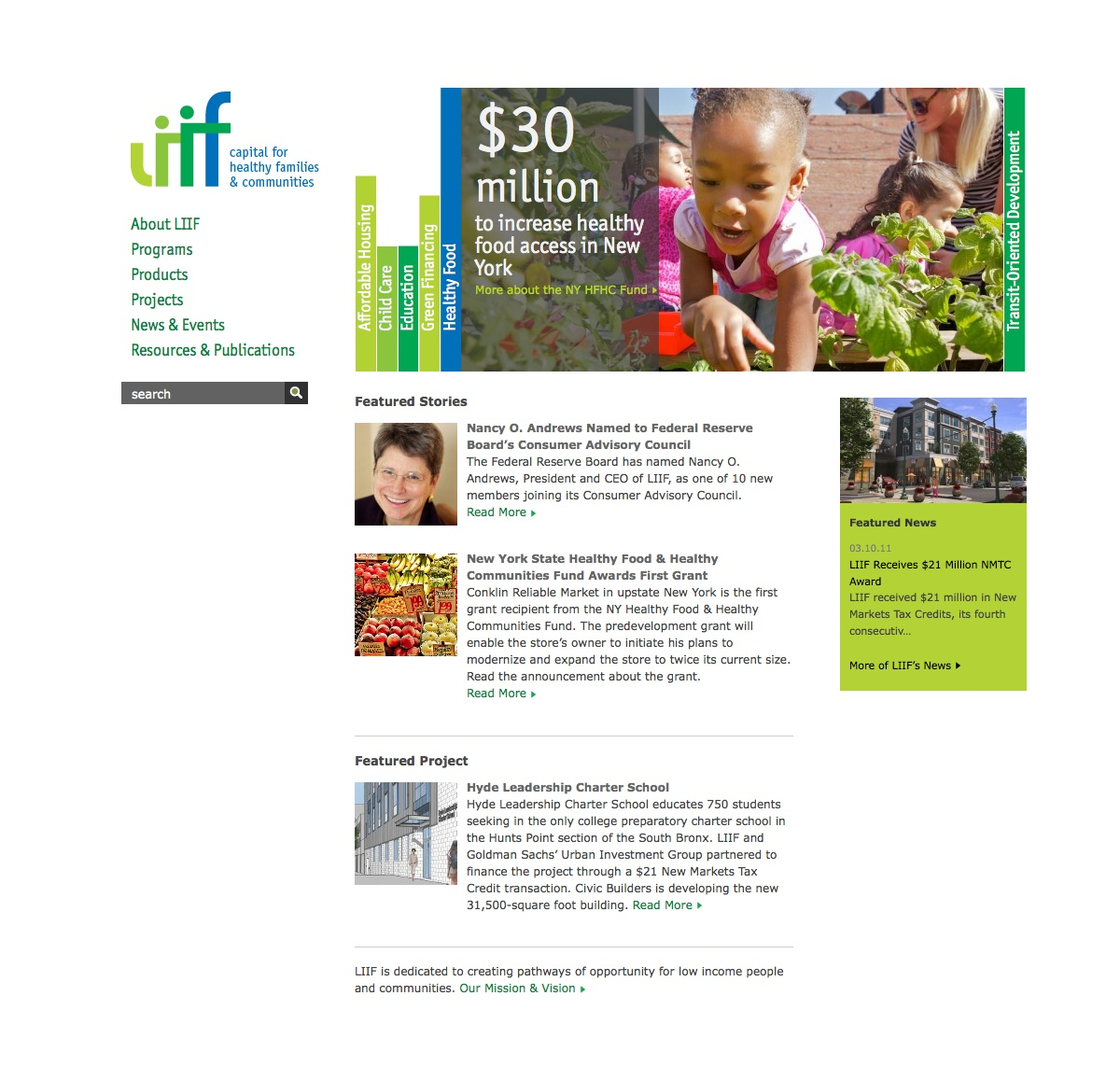 Project image 3 for Identity, Low Income Investment Fund
