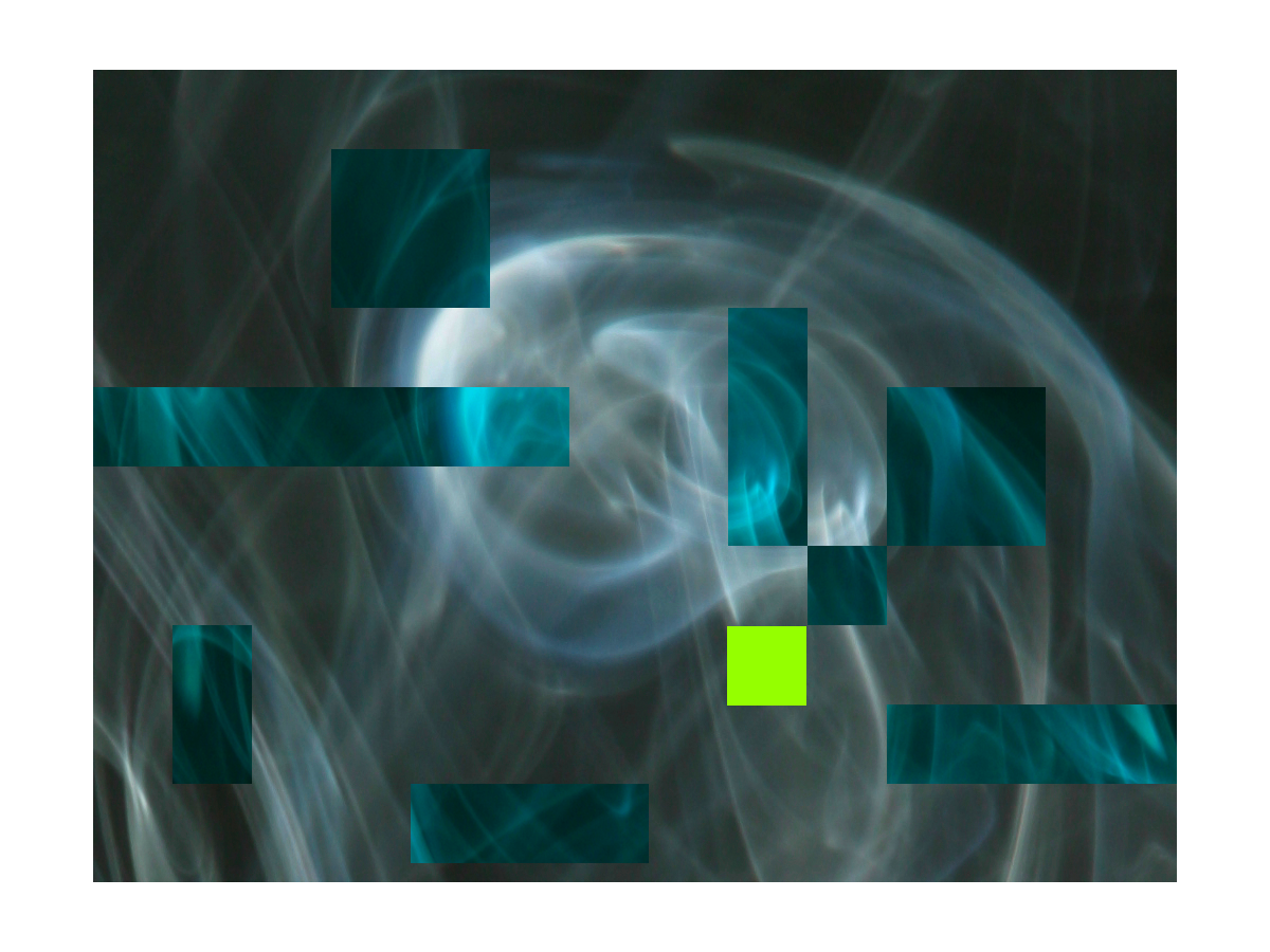 Project image 2 for Interactive Visual Performance, Caminos del Inka