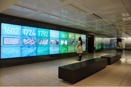 Project image 2 for Lobby Timeline , New York Stock Exchange