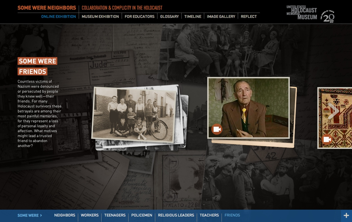 Project image 3 for Some Were Neighbors: Collaboration & Complicity in the Holocaust, US Holocaust Memorial Museum