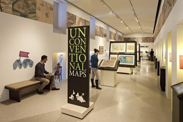 Fresh Project: Norman B. Leventhal Map Center