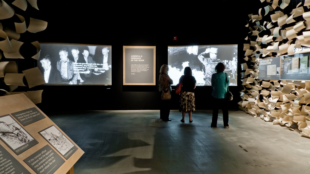 Project image 5 for Against The Odds - Motion & Multimedia, Museum of Jewish Heritage