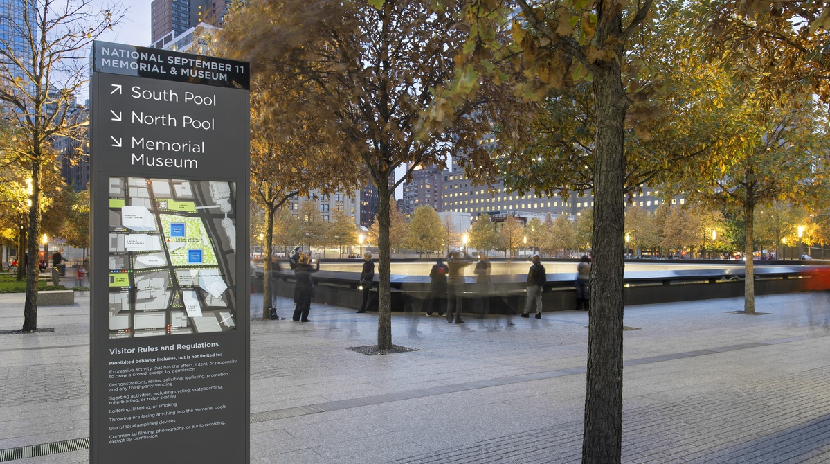 Project Image 4 for World Trade Center Memorial