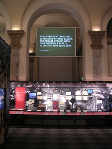 Project image 3 for FInancial Media Wall, Museum of American Finance