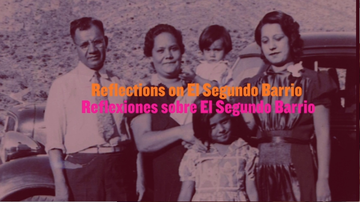 Project image 4 for Neighborhoods and Shared Memories - Oral History Programs, El Paso Museum of History