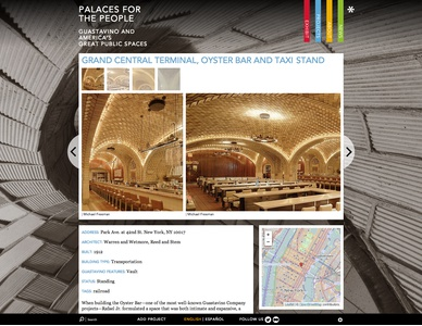 Project Image for Websites, Boston Public Library, Gustavino