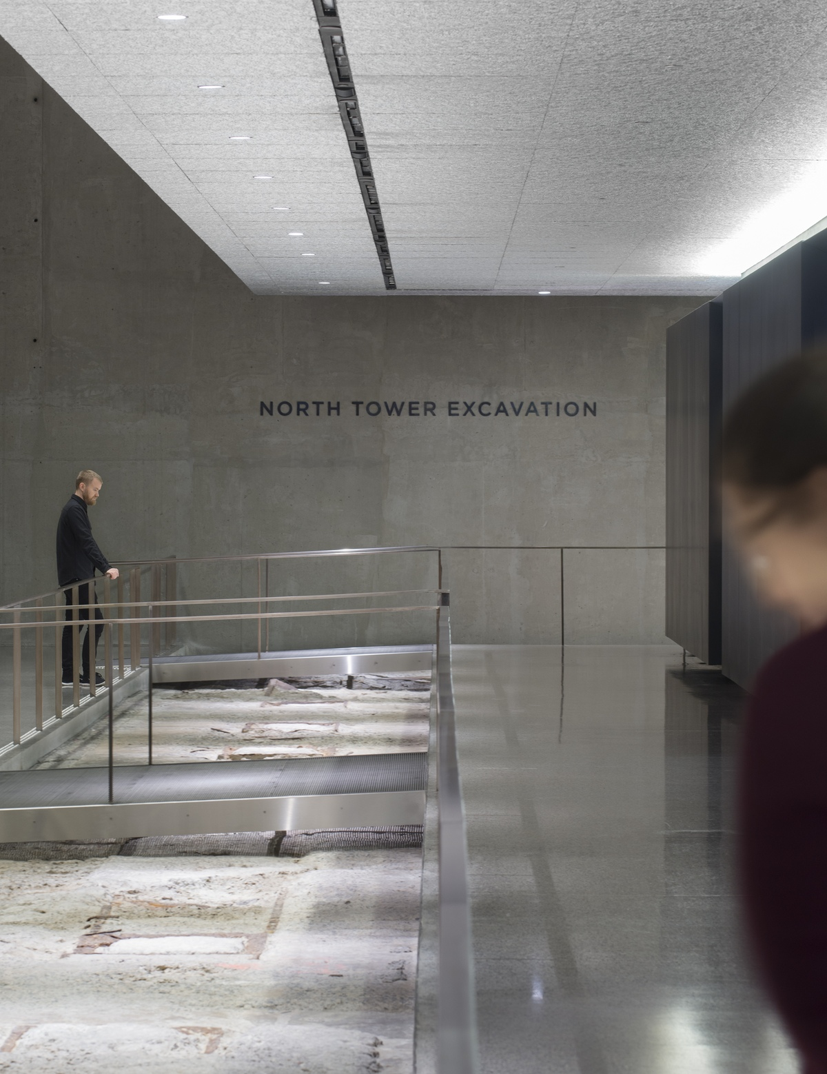 Project Image 7 for World Trade Center Memorial