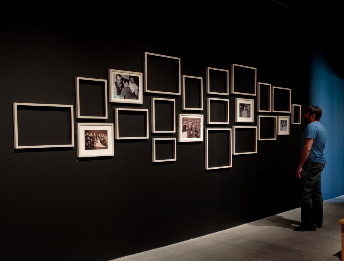 Project image 8 for Against the Odds, Museum of Jewish Heritage