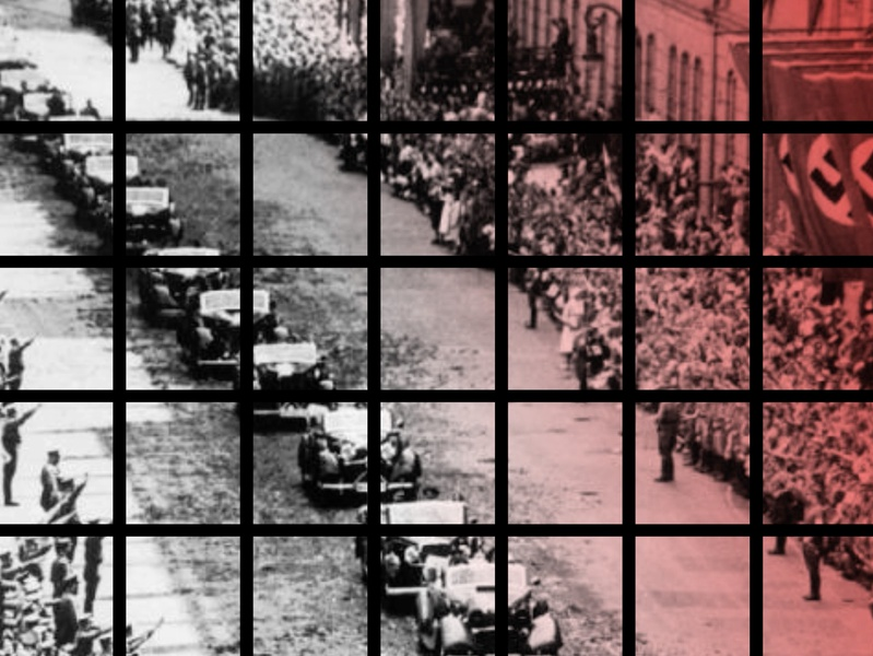 Project image 10 for Against The Odds - Motion & Multimedia, Museum of Jewish Heritage