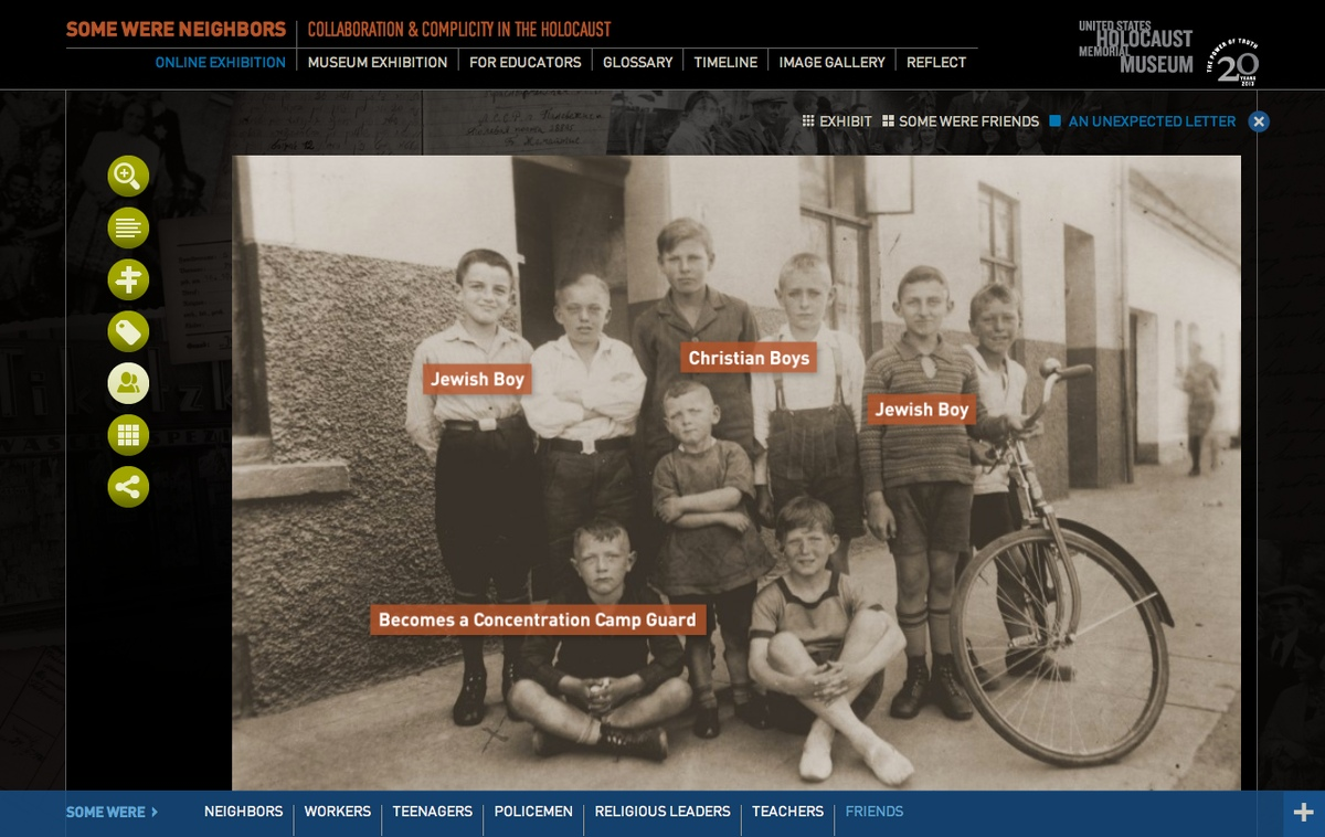 Project image 6 for Some Were Neighbors: Collaboration & Complicity in the Holocaust, US Holocaust Memorial Museum