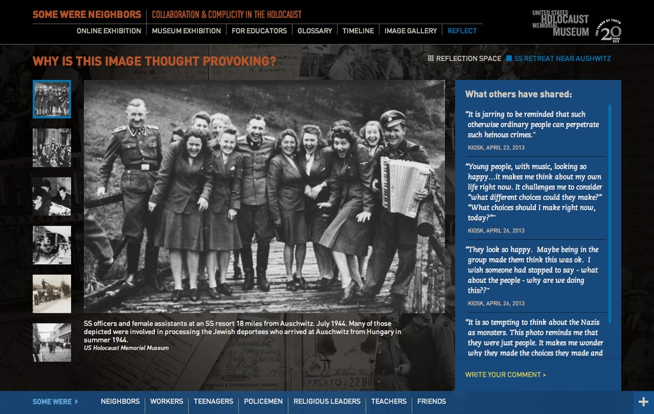 Project image 8 for Some Were Neighbors: Collaboration & Complicity in the Holocaust, US Holocaust Memorial Museum