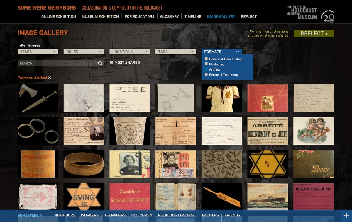 Project image 9 for Some Were Neighbors: Collaboration & Complicity in the Holocaust, US Holocaust Memorial Museum