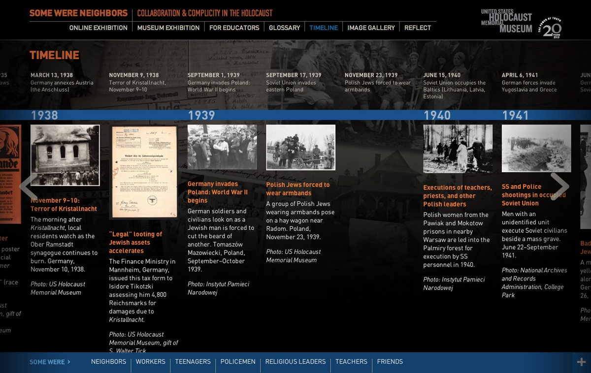 Project image 10 for Some Were Neighbors: Collaboration & Complicity in the Holocaust, US Holocaust Memorial Museum