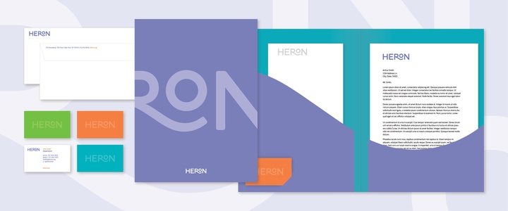 Heron Stationary