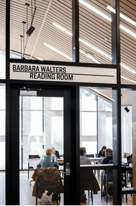 Signage and Wayfinding Higher-ed
