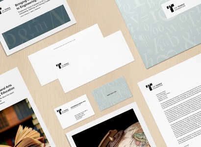 Teagle Foundation Stationary