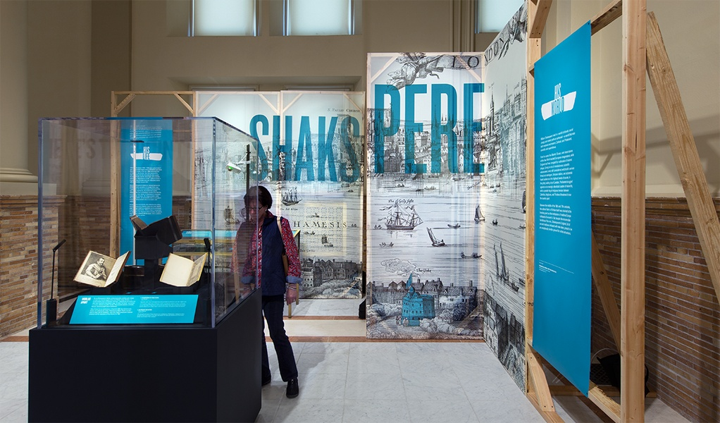 Shakespeare Unauthorized at Boston Public Library