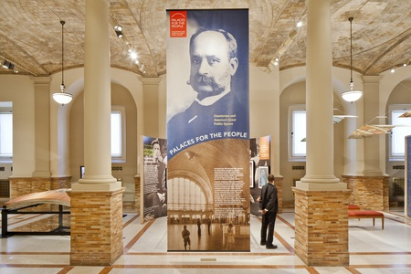 Project image 5 for Palaces For The People / Guastavino, Boston Public Library