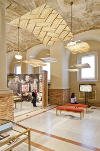 Project image 4 for Palaces For The People / Guastavino, Boston Public Library