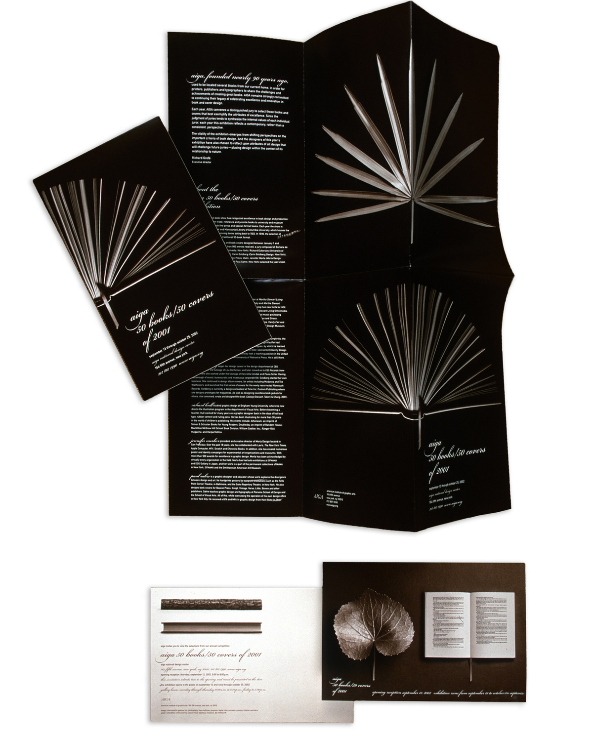 Project image 2 for Print Materials, American Institute of Graphic Arts