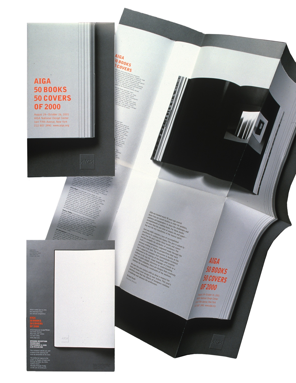 Project image 3 for Print Materials, American Institute of Graphic Arts