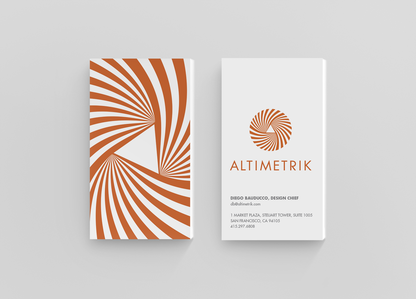 Project image 2 for Brand Identity, Altimetrik