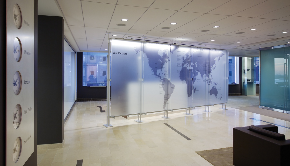 American Express Partner Briefing Center