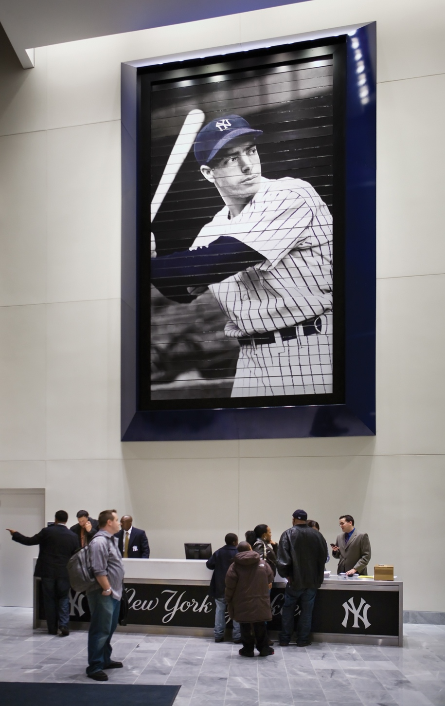 New York Yankees, Stadium Graphics