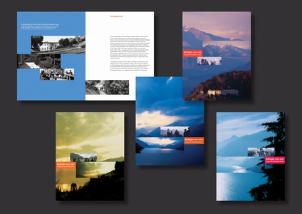 Bellagio Study and Conference Center Brochures