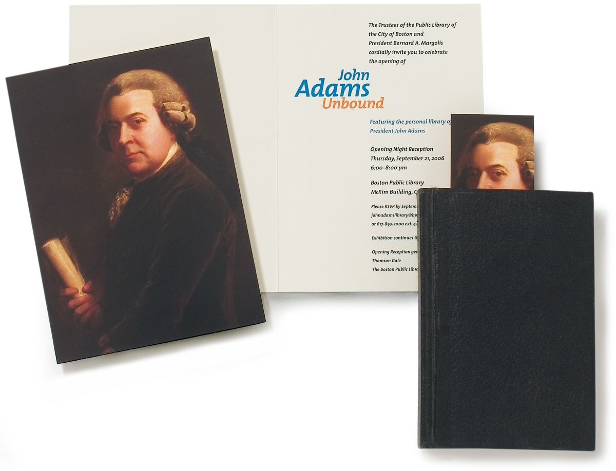 """Project image 2 for """"John Adams Unbound"""" Print, Boston Public Library"""