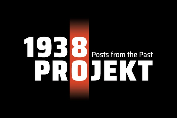 1938 PROJEKT Remembers Kristallnacht, 80 Years On