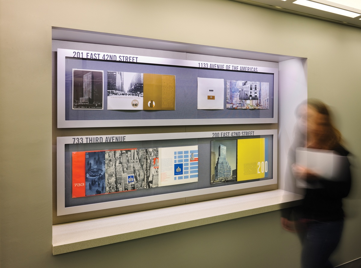 Project image 1 for Durst Office Art Program, Bank of America / Durst Organization