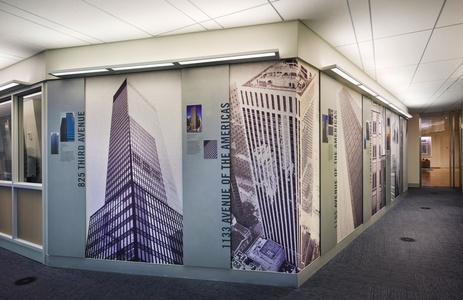 Project image 3 for Durst Office Art Program, Bank of America / Durst Organization