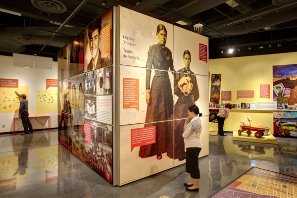 Fresh Awards: El Paso Museum of History Wins AIGA