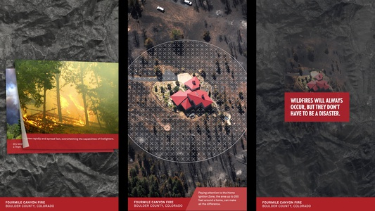 Project image 2 for Designing for Disaster - Fire Room, National Building Museum
