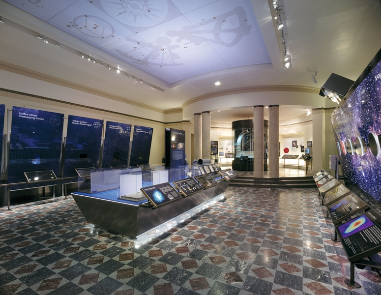 Project image for Permanent Exhibits, Griffith Observatory