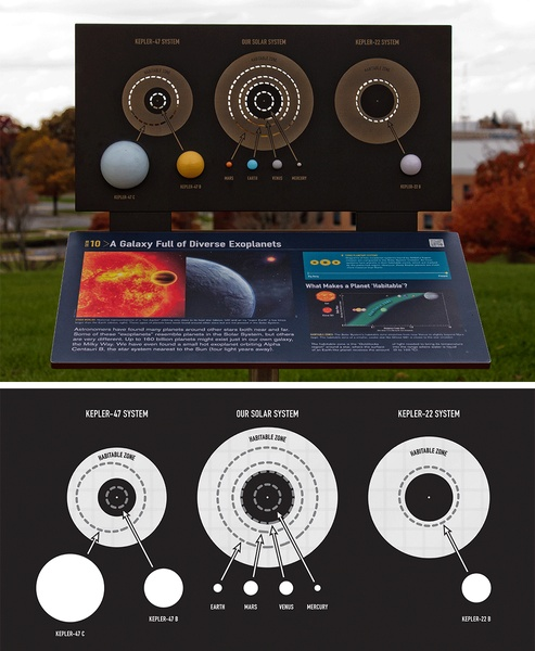Graphic Design for NASA Goddard Space Center