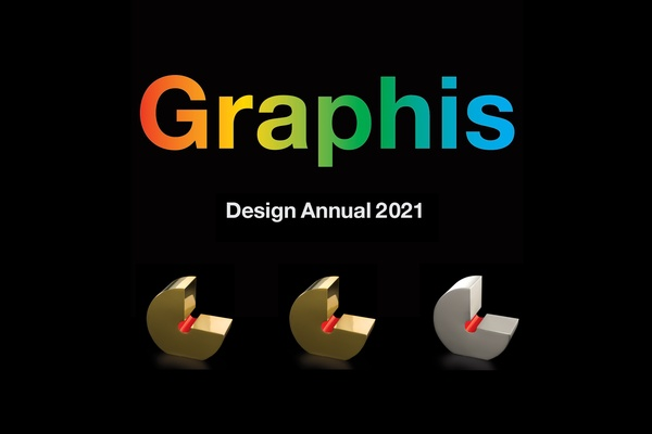 Two 2021 Graphis Golds for C&G Partners