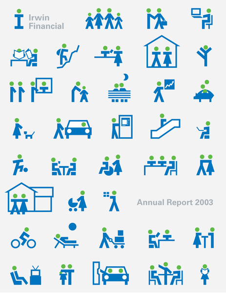 Project image 1 for Annual Report, Irwin Financial Corp.