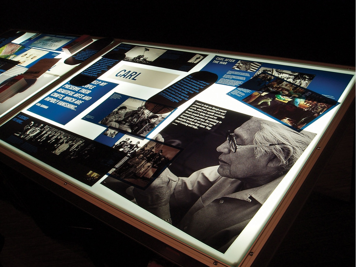 Project image 2 for National Center for the Preservation of Democracy, Japanese American National Museum