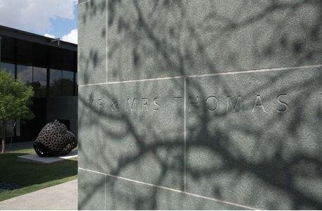 Project image 4 for Signage, McNay Art Museum