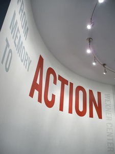 Project image 2 for From Memory to Action, US Holocaust Memorial Museum