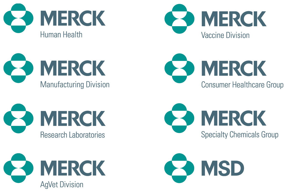 Project image 2 for Branding System, Merck & Co.