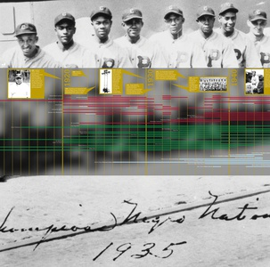 Project image 2 for Negro League Timeline, Major League Baseball