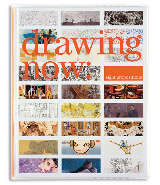 """Project image 1 for """"Drawing Now"""" Catalog, Museum of Modern Art, NY"""