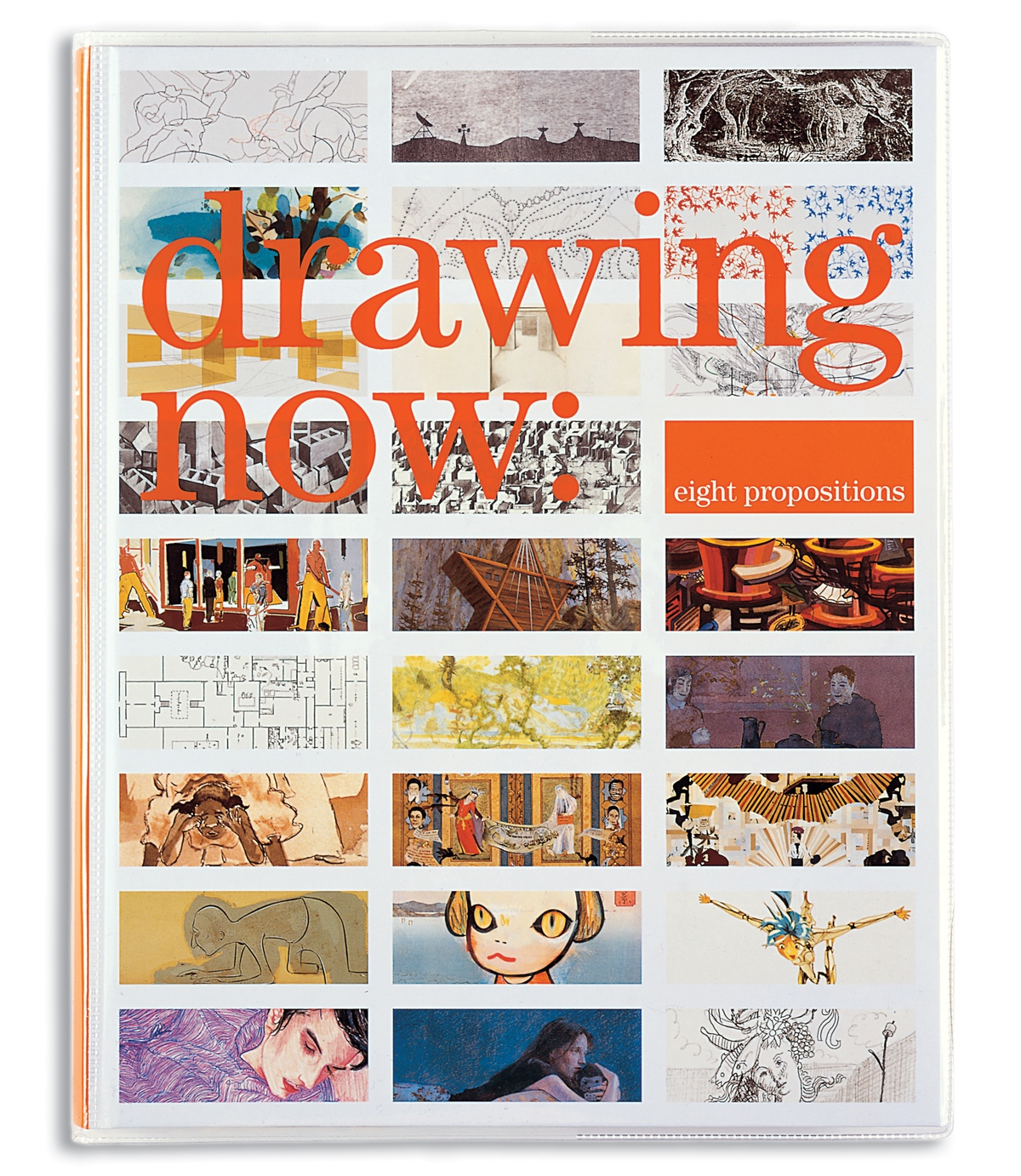 "Project image 1 for ""Drawing Now"" Catalog, Museum of Modern Art, NY"