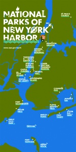 Project image 6 for Identity System, National Parks of New York Harbor