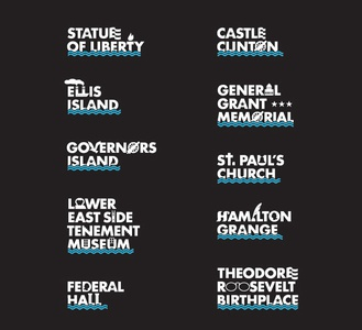 Project image 3 for Identity System, National Parks of New York Harbor
