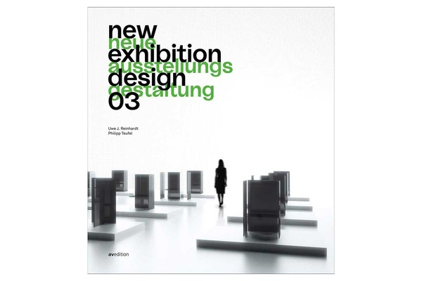 """C&G Partners Featured in """"New Exhibition Design 03"""""""