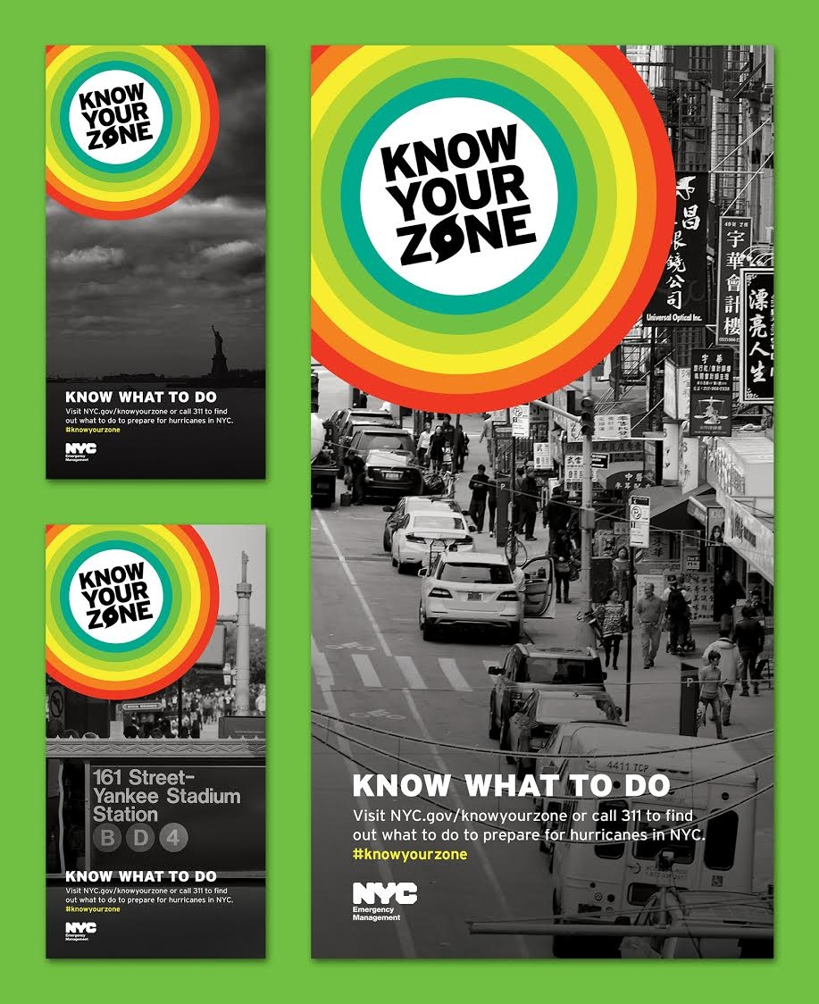 Know Your Zone 2016